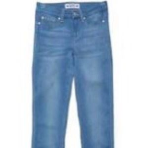 Skinny stretch Mid-Rise jeans